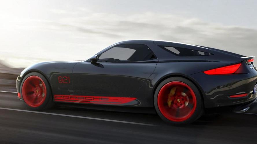 Porsche 921 Vision renderings bring back 928 to current line-up