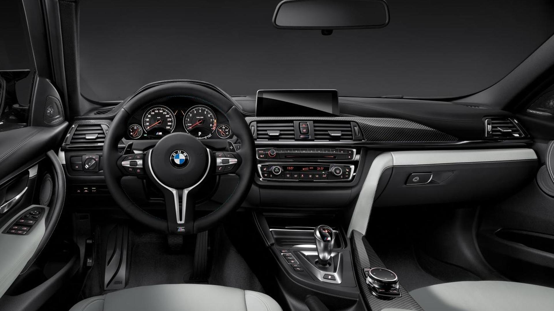 BMW M Sedan And M Coupe Officially Unleashed With HP - Bmw 2014 m3