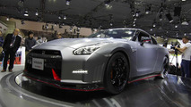 2014 Nissan GT-R Nismo at Tokyo Motor Show
