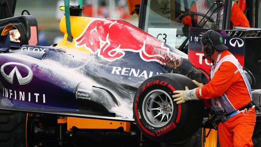 Pirelli under fire after Korea GP