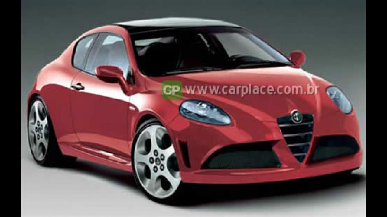 Nome do novo compacto da Alfa Romeo foi escolhido: Furiosa