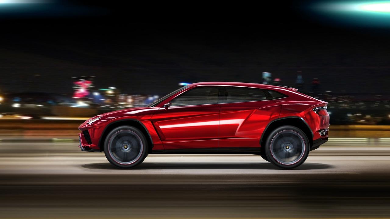 Upcoming SUV aims to increase female Lamborghini buyers
