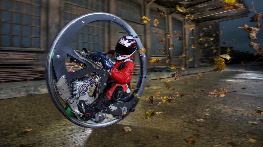 Vidéo - Nouveau record du monde de vitesse... sur une roue !