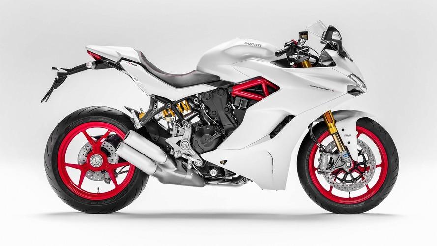 2017 Ducati SuperSport Intermot'ta tanıtıldı