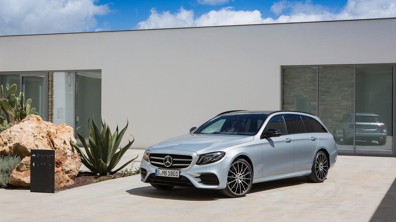 Mercedes E350d Wagon