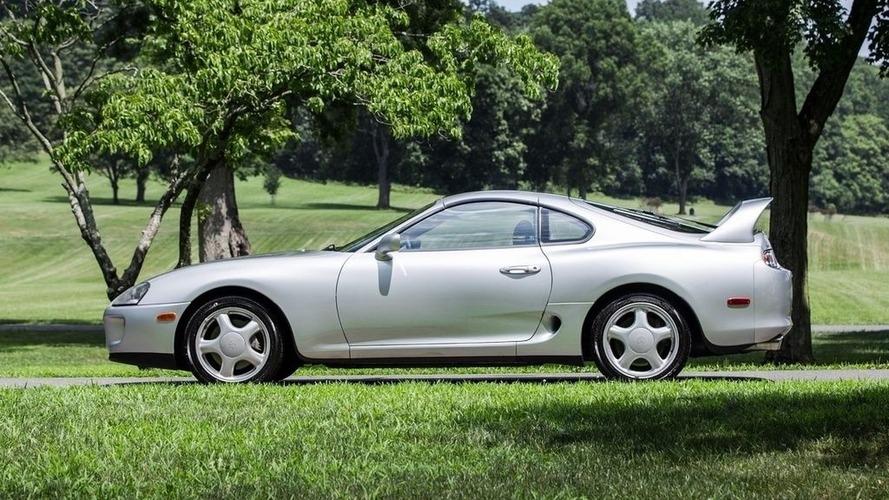 1994 model Toyota Supra eBay'de satılıyor