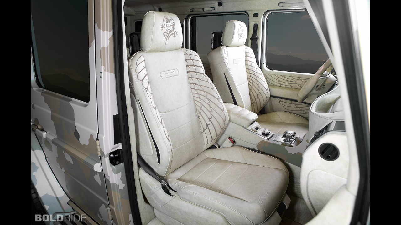Mansory Mercedes-Benz G 63 AMG Sahara Edition
