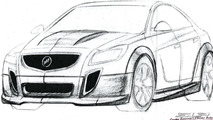 2012 Buick Regal GS GNX tuning concept by SLP 29.02.2012
