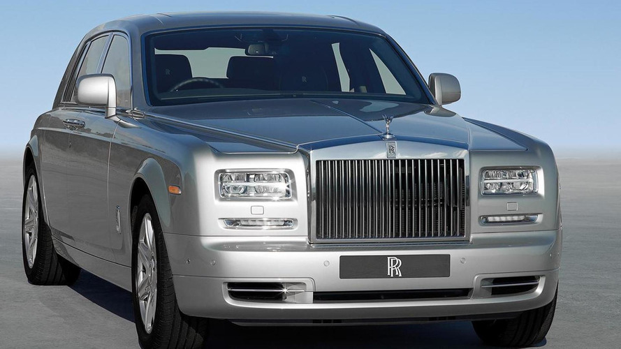 New Rolls-Royce Phantom in the works, could arrive in three years - report