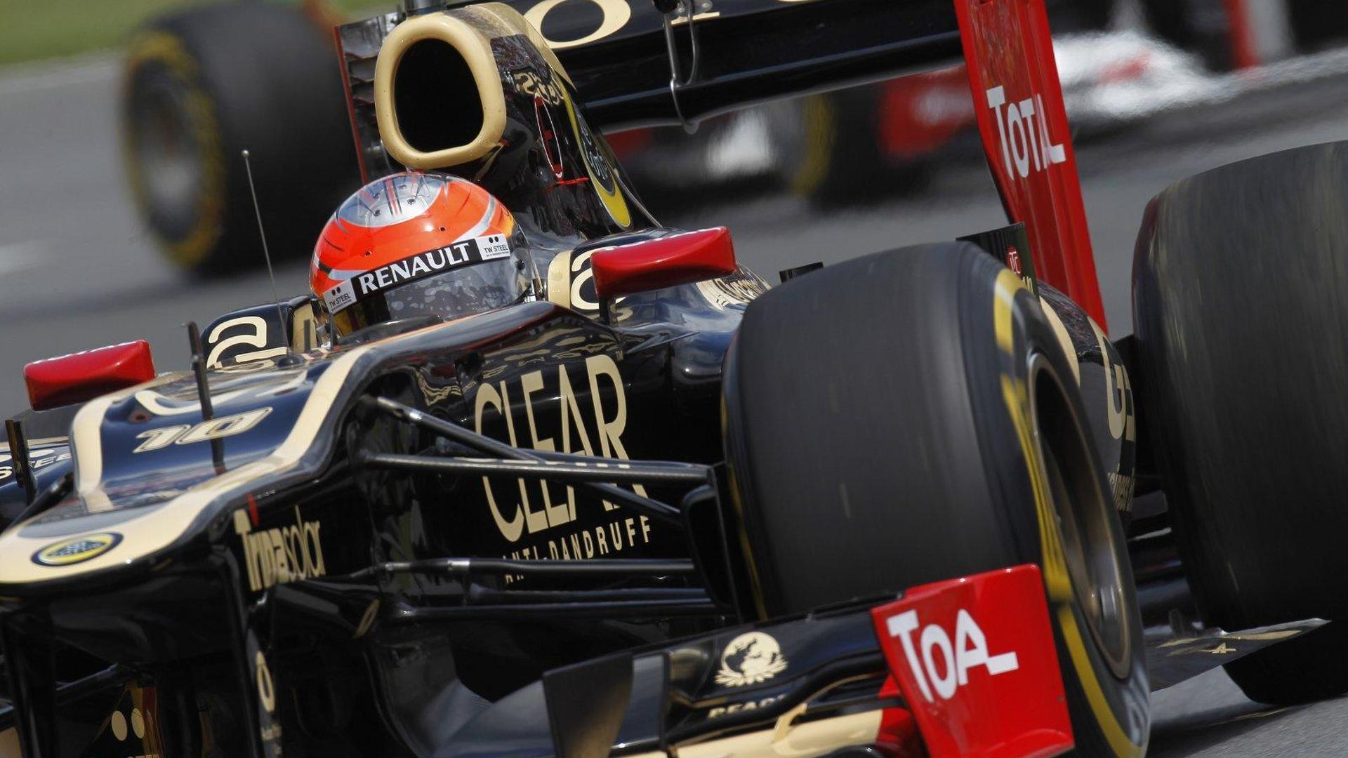 DRB-Hicom contemplating Lotus F1 team sale