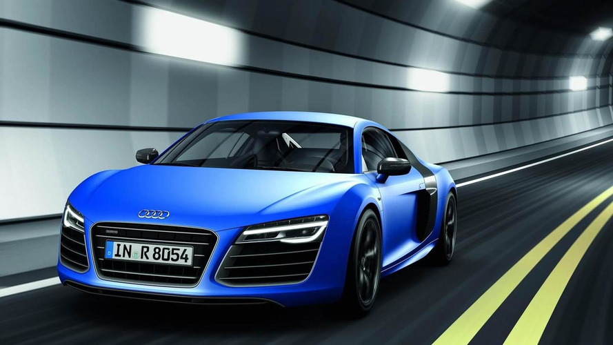 2015 Audi R8 to be lighter, more powerful & more aggressive - report