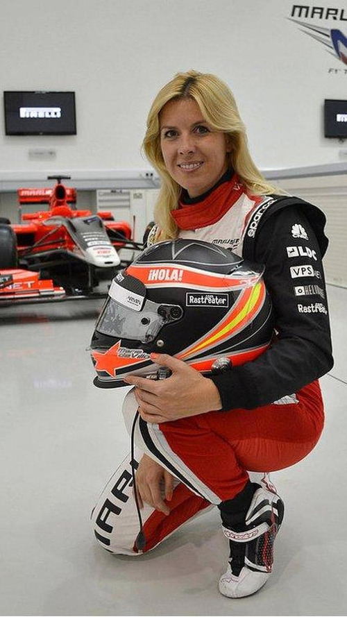 Marussia to conclude de Villota crash caused by 'mistakes'