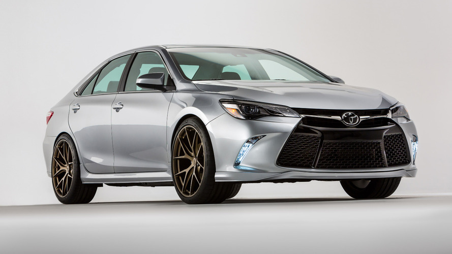 Toyota unveils TRD Editions of the Camry and Corolla at SEMA