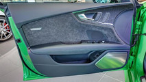 Audi RS7 Sportback in Apple Green Metallic