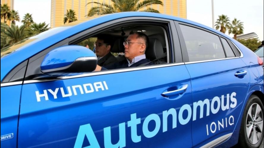Hyundai, nel 2018 le prime tecnologie connesse