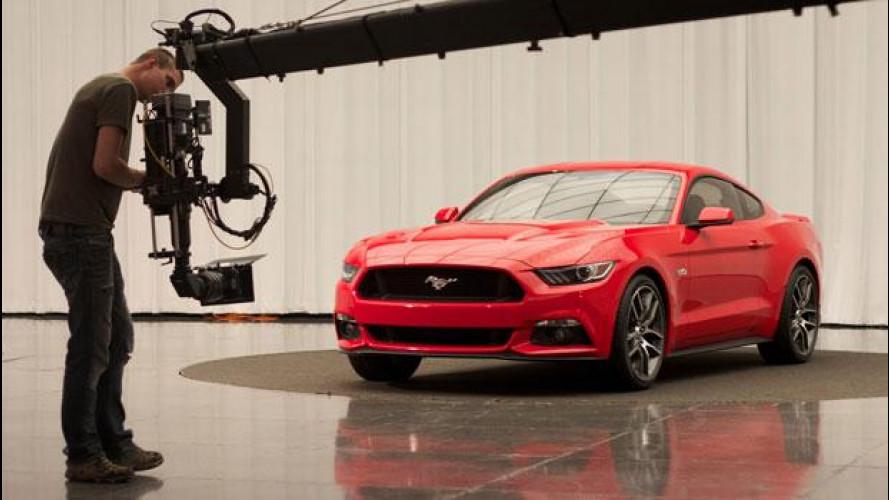 Ford Mustang, un film dedicato alla leggenda [VIDEO]