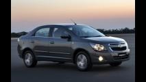 SEDÃS COMPACTOS, resultados de setembro: Cobalt lidera, Versa despenca e Etios Sedan aparece