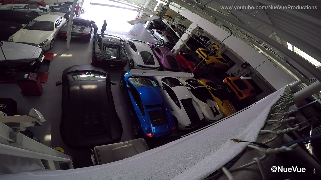 Supercars Hurricane Matthew