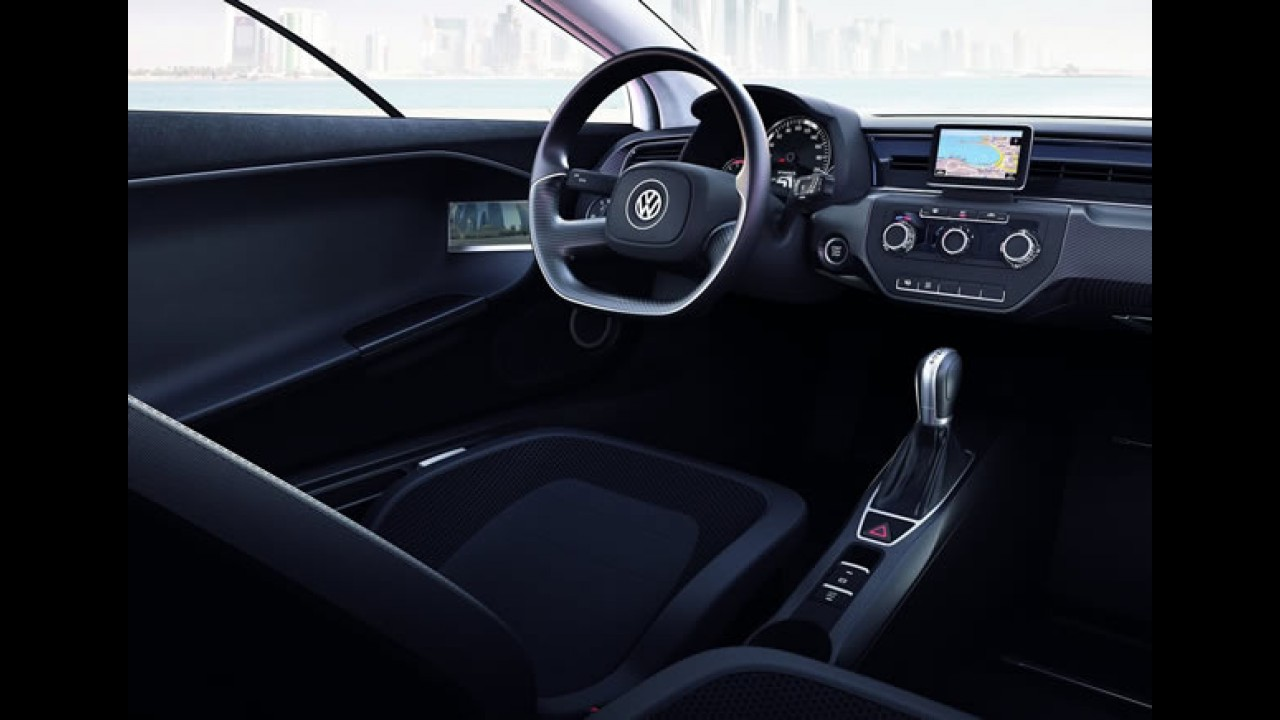 Novo VW XL1 Concept 2011: Conceito híbrido cresce, mas agora faz 111 km/litro!!