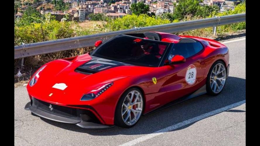 Exclusiva: cliente encomenda Ferrari F12 Berlinetta TRS de 740 cv por R$ 9,3 milhões