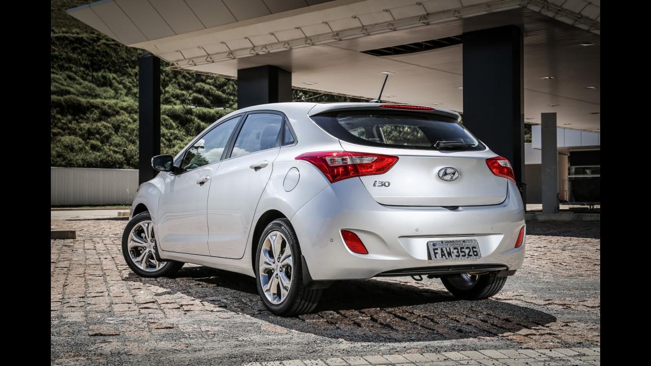 Hyundai i30 reestilizado terá versão GT com motor 1.6 GDi turbo