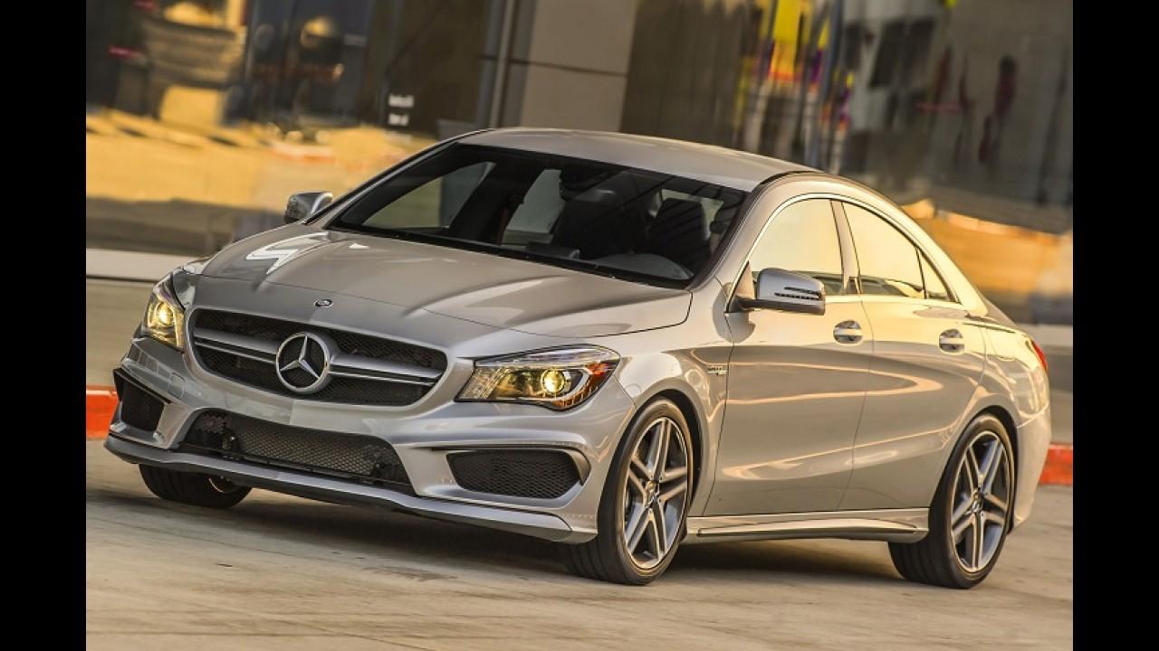 Bom de loja: CLA é o maior sucesso da Mercedes nos EUA em 20 anos