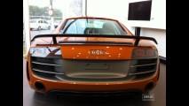 Fotos do Audi R8 GT no Brasil - O carro de R$ 1.150.000