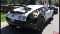 Vídeo: Bugatti Veyron atinge 396 km/h em estrada nos EUA