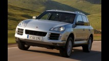 Porsche quer aumentar produção do Cayenne