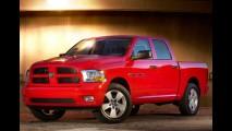 Chrysler anuncia novo motor Pentastar e câmbio de oito marchas para picape RAM
