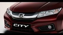 Oficial: Honda apresenta novo City 2015