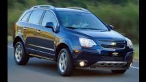 Chevrolet desmente rumores e diz que Captiva não vai sair de linha