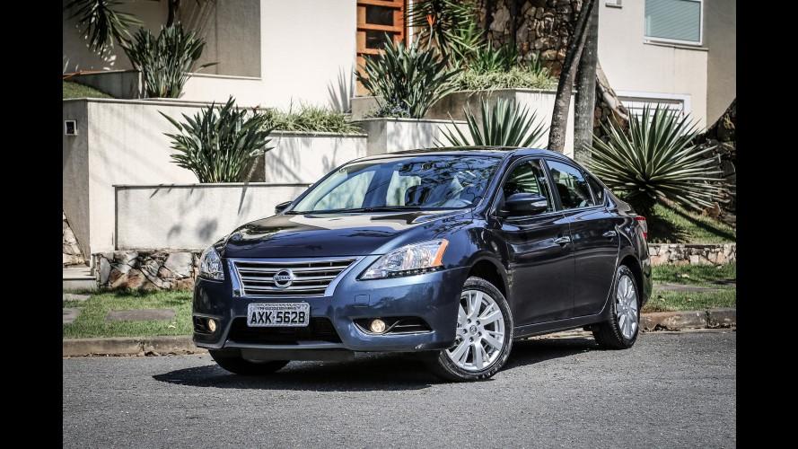 Nissan vai usar cota do March mexicano para aumentar volume do Sentra