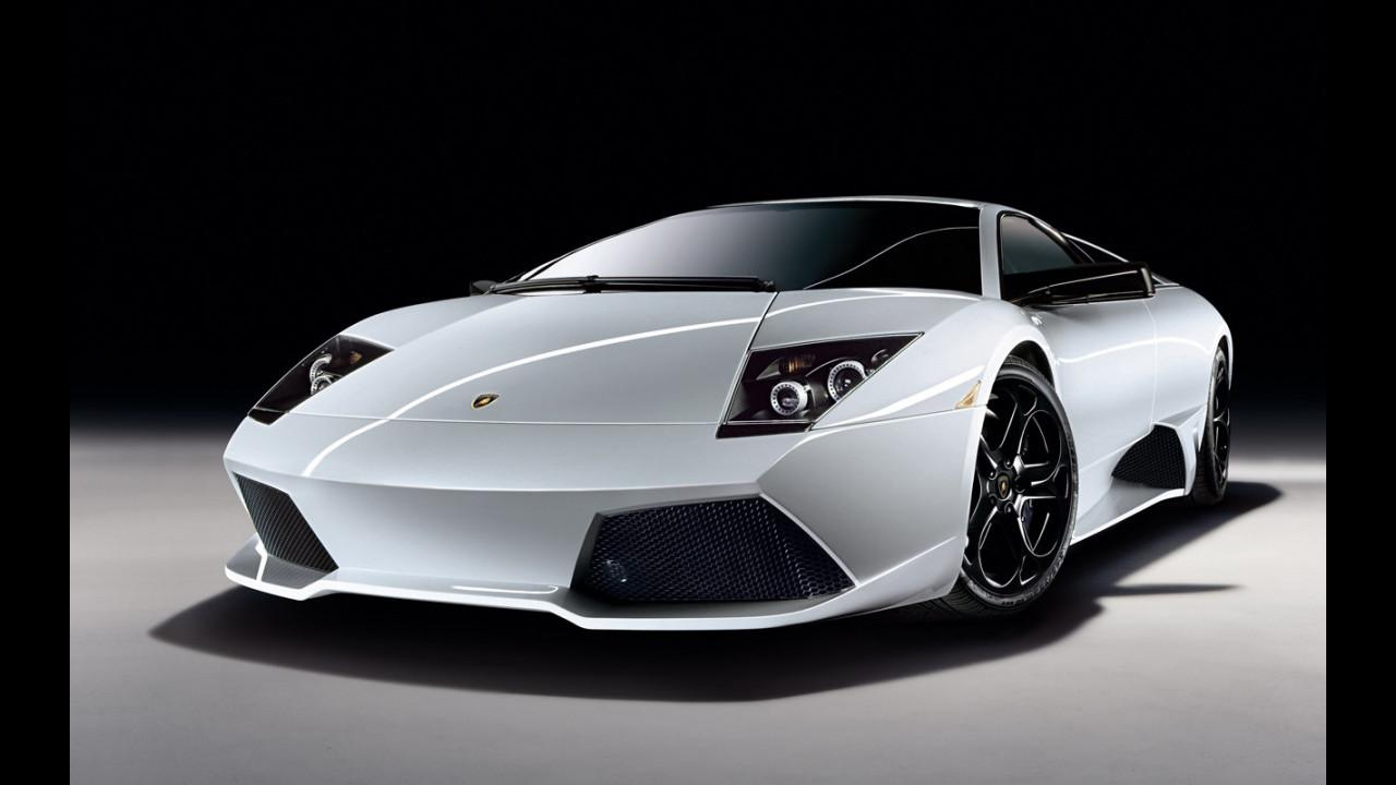 Lamborghini Murcielago LP-640 Versace