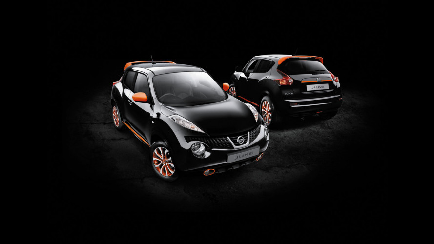 Nissan Juke, arrivano le personalizzazioni