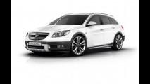 Opel Insignia CrossFour, l'Insignia tuttoterreno?
