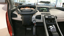 Nissan Murano Based Concept with X-by-Wire Technology
