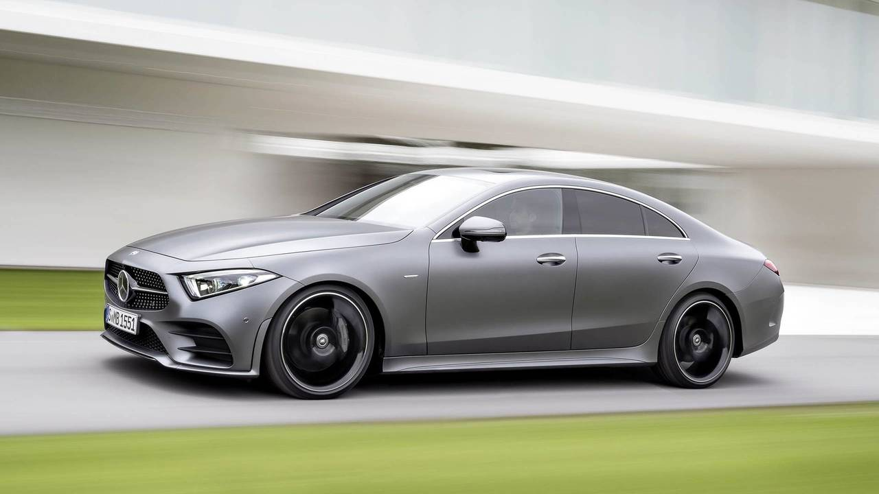 2019 mercedes benz cls450 introduces mild hybrid powertrain for Mercedes benz cls class