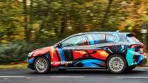Ford Focus 2019 Flagra