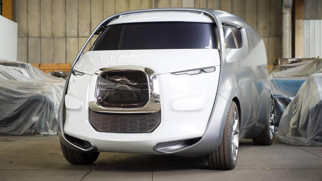 2010 Citroën Tubik concept