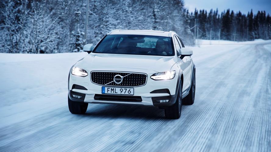 Volvo célèbre 20 ans de sa transmission intégrale