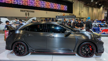 Honda Civic Type R prototype at SEMA