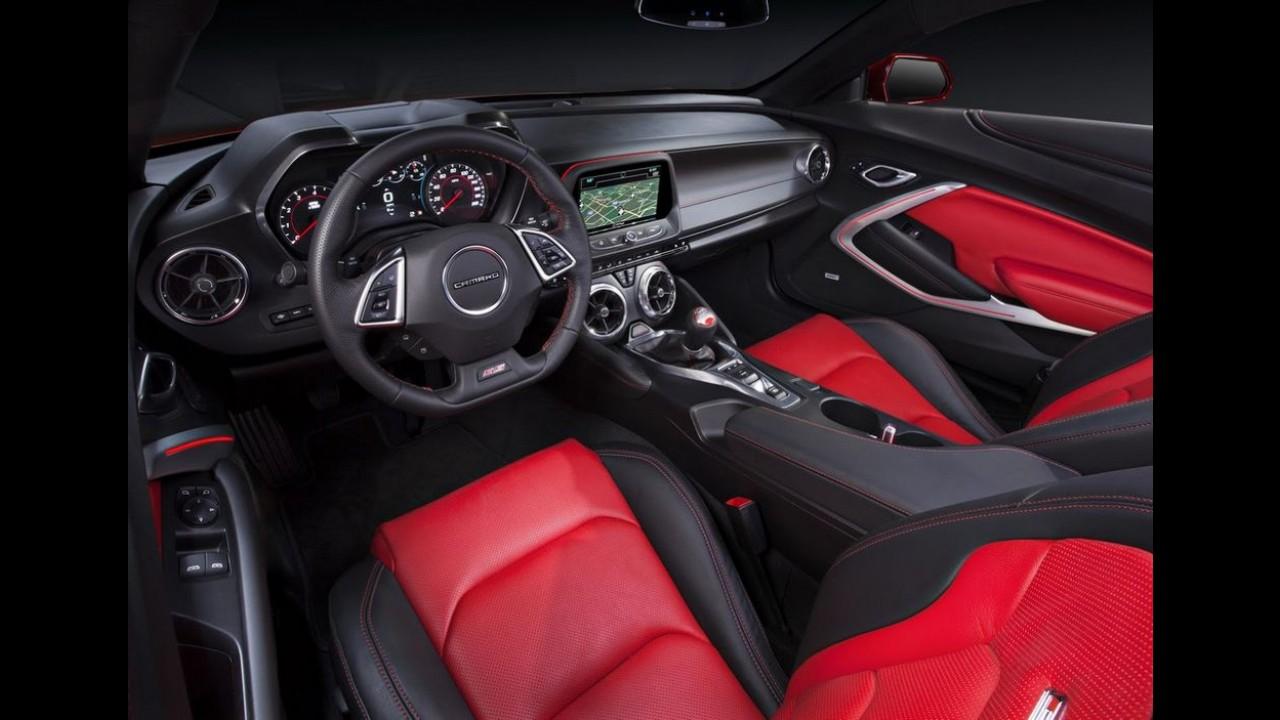 GM investe R$ 554 milhões em fábrica para produzir novo Camaro