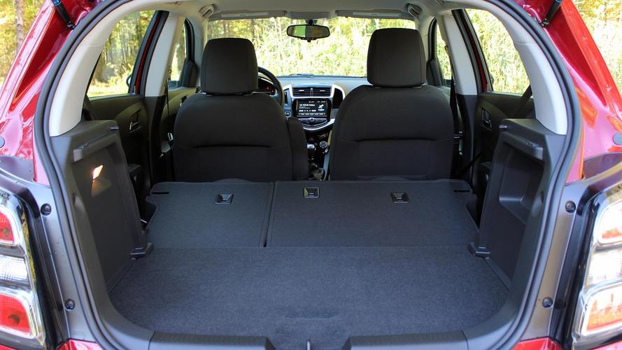 Chevrolet Sonic 2017 - Avaliação