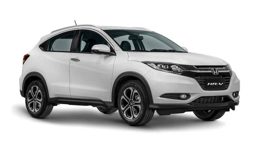 Honda HR-V ganha versão Touring com faróis de LEDs