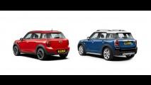 Maior e com versão híbrida, novo Mini Cooper Countryman é revelado - veja fotos