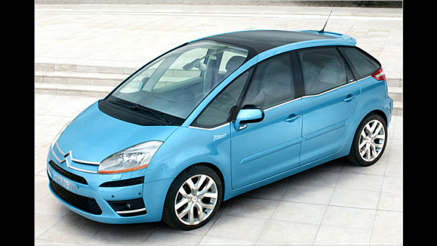 Fünfsitziger Künstler: Citroën erweitert seine Van-Palette