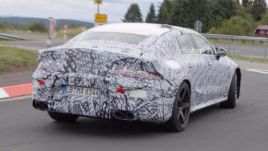 Mercedes-AMG GT Four Door