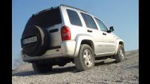 Jeep Cherokee 2.5 CRD im Test