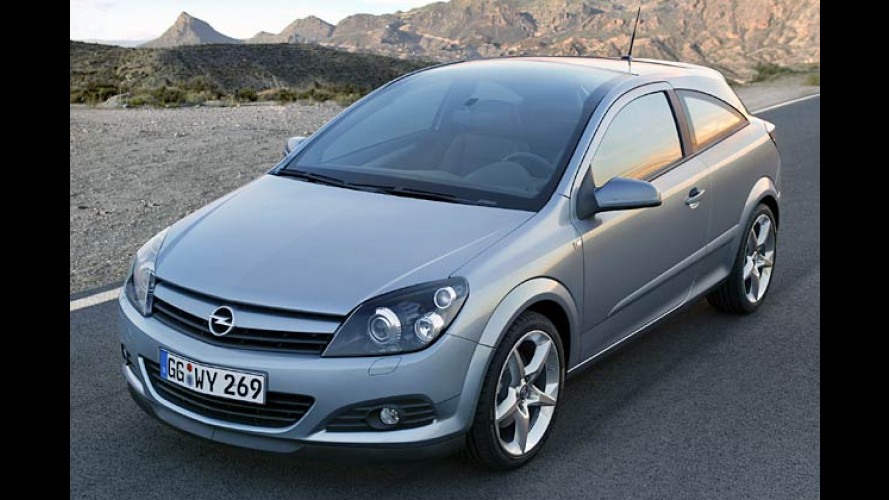Mehr Durchblick: Opel Astra GTC mit Panorama-Frontscheibe